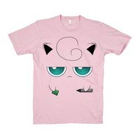 PISSED JIGGLYPUFF TEE - PREORDER