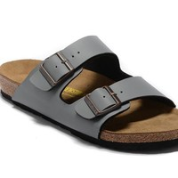 Men's and Women's BIRKENSTOCK sandals Arizona Birko-Flor 632632288-076