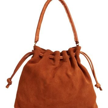 Clare V. Henri Drawstring Shoulder Bag | Nordstrom