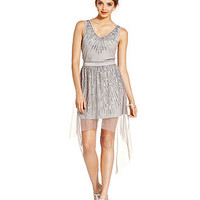 Angie Juniors Dress, Sleeveless Sequin High-Low - Juniors Dresses - Macy's