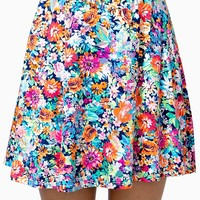 Garden of Fun Skater Skirt