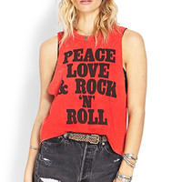 Rock N Roll Muscle Tee