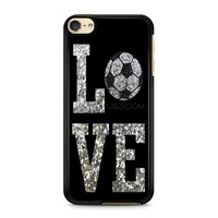 iPod Touch 4 5 6 case, iPhone 6 6s 5s 5c 4s Cases, Samsung Galaxy Case, HTC One case, Sony Xperia case, LG case, Nexus case, iPad case, Love Cheer Soccer Cases