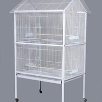 Flight Aviary Cage 37X27X68 -