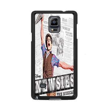Collage Newsies Samsung Galaxy Note 3 | 4 Cover Cases