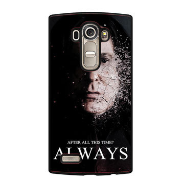 Severus snape always after all this time LG G4 Case