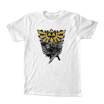 legend of zelda warrior For T-Shirt Unisex Adults size S-2XL