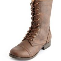 Boots & Booties, Combat Boots & Booties, Studded Boots, Moto Boots: Charlotte Russe