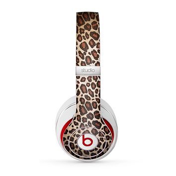 The Vibrant Cheetah Animal Print V3 Skin for the Beats by Dre Studio (2013+ Version) Headphones