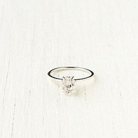 Erica Weiner   Herkimer Diamond Solitaire at Free People Clothing Boutique
