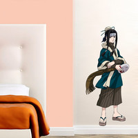Haru Decal - Hero Printed and Die-Cut Vinyl Apply in any Flat Surface - Haru - Naruto Shippuden Wall Decal Sticker