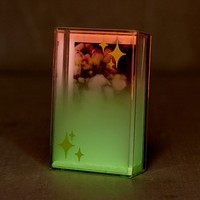 Mini Instax Glow Stars Glitter Picture Frame | Urban Outfitters