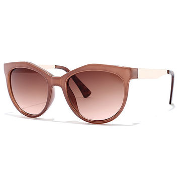 Feeling Great Mauve Sunglasses