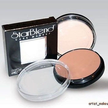 Mehron Starblend 2 oz Cake Makeup Professional Artist Theatrical Stage