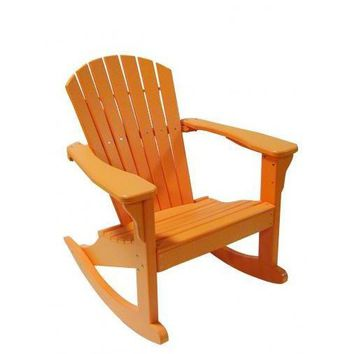 Perfect Choice Outdoor Furniture Rocking Chair - Tropical Colors
