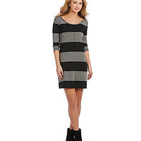 Jessica Simpson Rudy Striped Dress