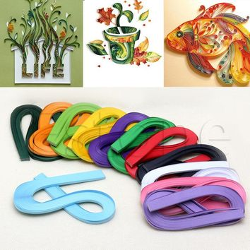 120 Stripes Quilling Origami Paper