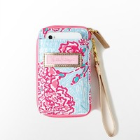 Lilly Pulitzer - Carded ID Wristlet- Pi Beta Phi