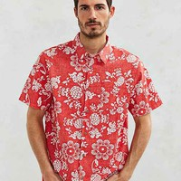 Vans Duke Aloha Short-Sleeve Button-Down Shirt