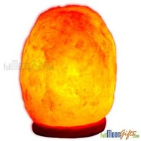 Himalayan Friends GIFT Salt Lamp Massage Spa Reiki ~ 14~17Lbs Mothers Day Gifts