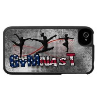 American Gymnast iPhone Case from Zazzle.com