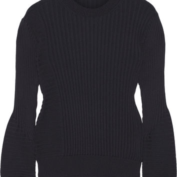 Theory+ - Devlin ribbed-knit sweater