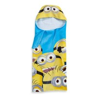 """Despicable Me 2™"" Minions Hooded Towel"