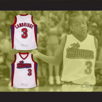 Lil' Bow Wow Calvin Cambridge 3 Los Angeles Knights Basketball Jersey