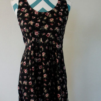 Brandy Melvile Inspired 90s Floral Dress