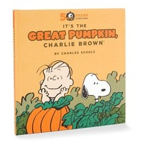 Hallmark Peanuts It's the Great Pumpkin, Charlie Brown 50th Anniversary Book