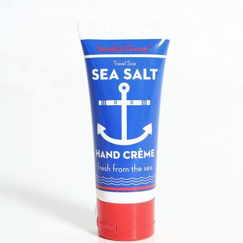Sea Salt Hand Cream - Travel Size