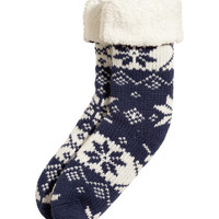 Ragg Socks - from H&M