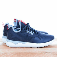 "adidas Originals Tubular Runner Weave ""Tomato Pack"" - Charcoal"