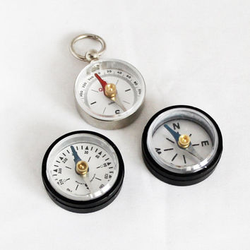 Beginner's Starter Kit - Lot of 3 Compasses / Compass Collection