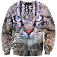 Cat Stare Sweatshirt