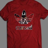 IMAGE'S SPAWN CURSED COMIC BOOK ART SPORT T-SHIRT