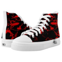 Lil Buds Corner: Waters Glimmer (black and red version) Sneakers and Eyewear to match