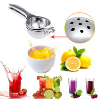Juice Squeezer Large Manual Lemon Squeezer Zinc Alloy Juicer Fruit Orange Citrus Lime Clip Clamp Vegetable Kitchen Tools