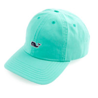 Vineyard Vines Whale Logo Baseball Hat- Sea Mist