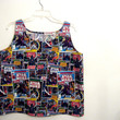 star wars tank top shirt One size by wildblacksheep on Etsy