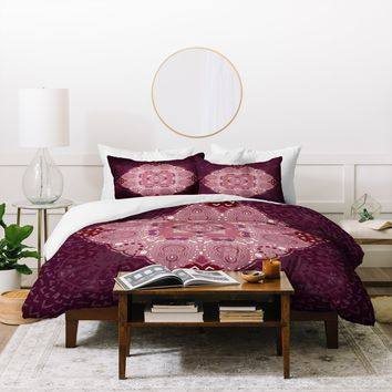 Monika Strigel AZIZA RED Duvet Cover