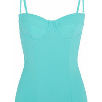 Dolce & Gabbana Padded underwired swimsuit – 55% at THE OUTNET.COM