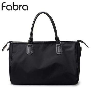 Fabra Women Multi-functional Sequins Travel Bag Unisex Weekend Shoulder Bag Waterproof Women Travel Duffel Tote Luggage Handbag