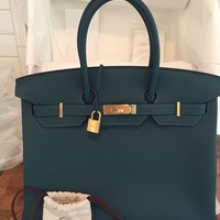 One-nice™ New-2017-35cm-Hermes-Birkin-Bag-Pristine-Condition-Purchased-New-From-The-Store.