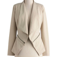 Beauty in Promotion Blazer | Mod Retro Vintage Jackets | ModCloth.com