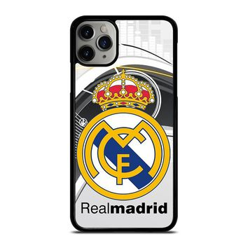 REAL MADRID iPhone Case Cover