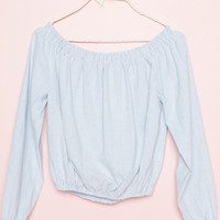 Maura Top - Off the Shoulder - Tops - Clothing