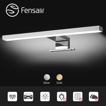 AC100-240V 300mm Bathroom Vanity Light LED Mirror Lamp Waterproof Modern Make up LED Bathroom Light Fixture for Mirror Cabinet
