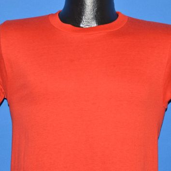 90s Red Blank t-shirt Small