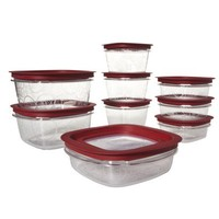 Rubbermaid 18-pc. Premier Food Storage Set